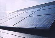 太陽光発電とオール電化で、環境にも家計にもやさしい暮らし。