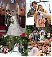結婚式の想い出を写真集に。
