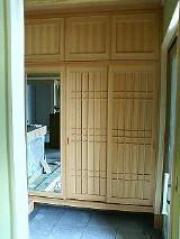 収納家具を創作家具としてご提案しています。