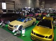 修理・車検も対応いたします。2017大阪オートメッセでは6台のデモカーを展示いたしました。