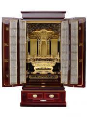 伝統工芸「輪島塗」を使用した最高級仏壇