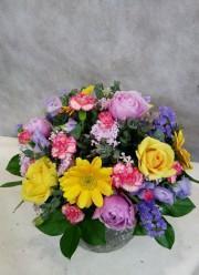 南あわじ市の花屋 フラワーショップ栄華 店舗イメージ
