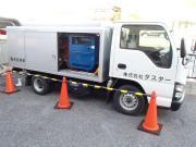 排水管の洗浄もお任せください。