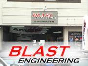 BLAST ENGINEERING���֥饹�ȥ��󥸥˥����