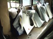 リサイクルパーツの販売も行っております。思わぬ掘り出し物が出てくるかも?