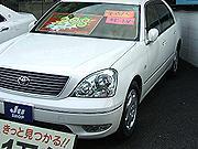 個人タクシー用のセルシオ、クラウンも多数用意しております。