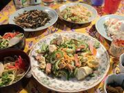 沖縄料理 ぬーそーが