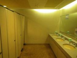 女子トイレ施工前