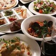 カジュアルな洋食とイタリアン
