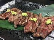 奈良の銘牛「大和牛」、食べれます!