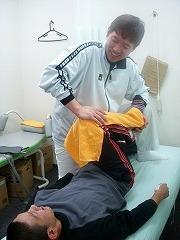 スポーツ障害・外傷、お任せください