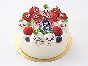 焼きたてのお菓子と、ちょっと可愛いデコレーションケーキ達