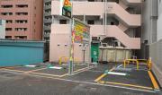 地域へのパーキングスペースの提供を通じて、安全の街づくりへ貢献