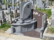 ペット墓★LOVE お庭に置いても、お部屋に置いて最愛のペットの思いをいつでもそばに★¥18,900〜 全国送料無料(一部を除く)