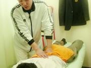 柔道整復術や鍼灸術を勉強中の学生さんのインターンも大歓迎