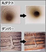 特許取得!【アース工法】は当社オリジナルの空調ダクト清掃システムです。